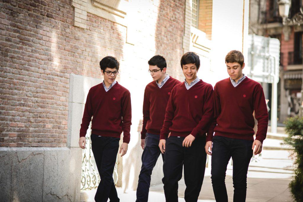 Colegio Arzobispal alumnos